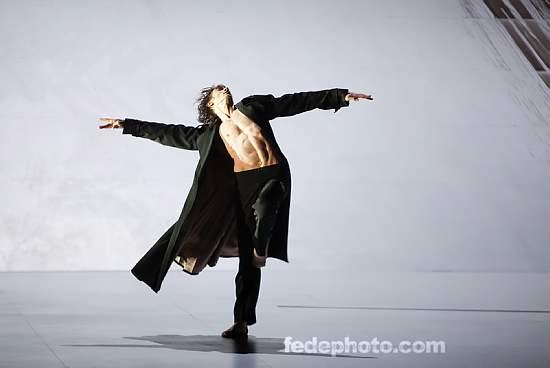 Hervé Moreau, danseur étoile