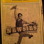 En direct de New-York : Newsies, the musical !