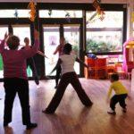 Atelier danse à l'Hôpital Robert-Debré