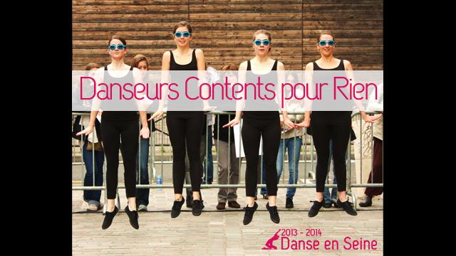 Danseurs Contents pour Rien
