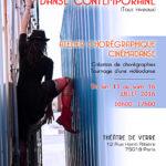 Stage Cinéma Danse du 11 au 16 juillet !