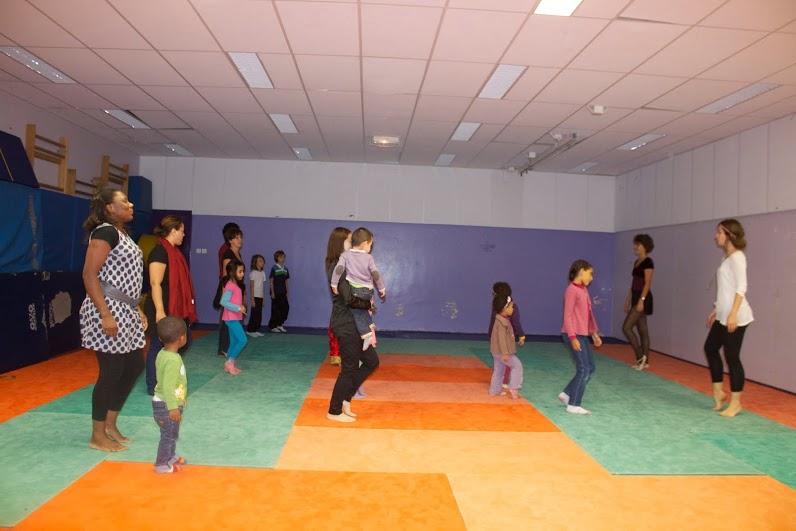 Premier Atelier « Danse Classique » aux Amandiers